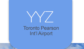 YYZ Toronto Pearson Int'l Airport
