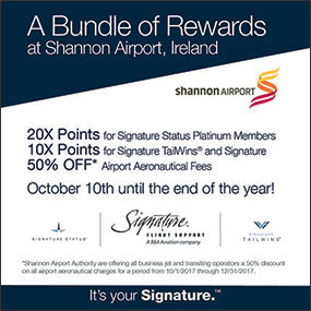 EPIC Card - Earn Signature Tailwins points at any FBO - Apply Now