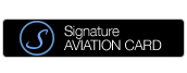 Signature AVIATION CARD
