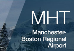 MHT Manchester-Boston Regional Airport