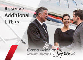 Gama Aviation - Reserve Additional Lift>>