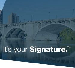 It's your Signature