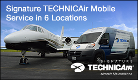 Signature TECHNICAir Mobile Serice in 6 Locations