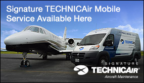 Signature TECHNICAir Mobile Serice Available Here